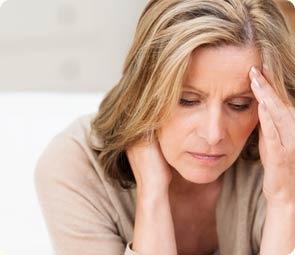 Physically you may experience abdominal pain fatigue loss of