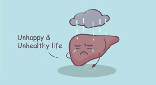 Unhealthy Liver Foods