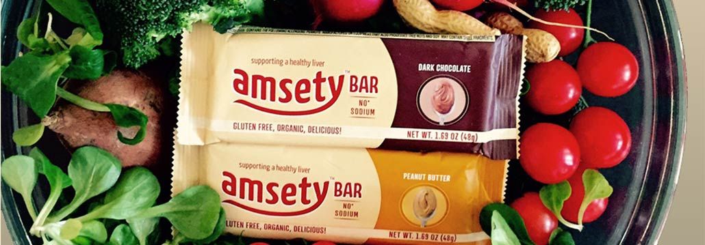 FREE Sample of Amsety Bars...