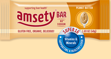 Amsety Bar Peanutbutter Superstar
